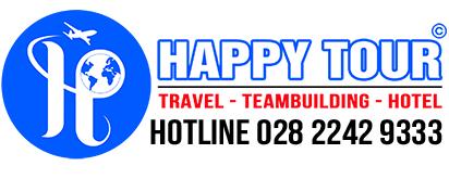 CÔNG TY TNHH LỮ HÀNH HAPPY TOUR - DU LỊCH - KHÁCH SẠN - VÉ MÁY BAY