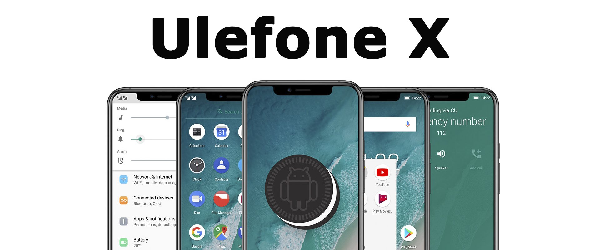 Ulefone T1 PremiumEdition