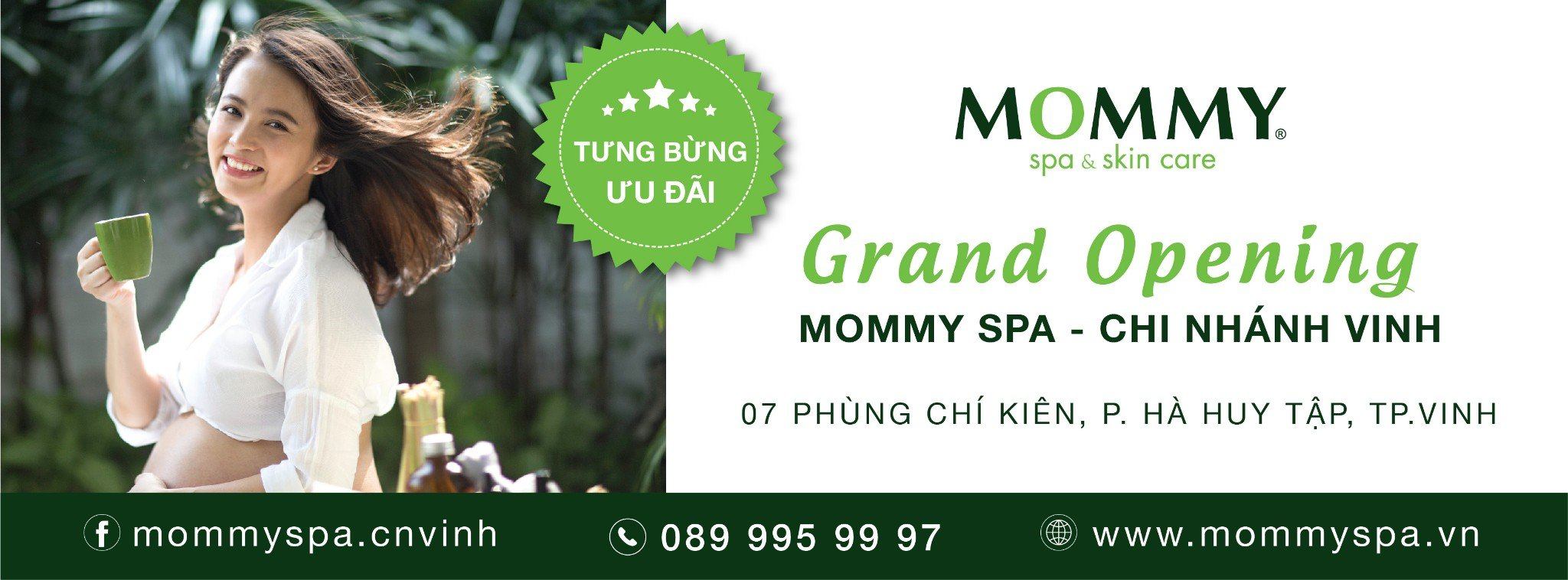 Mommy Spa & Skin Care slider 1
