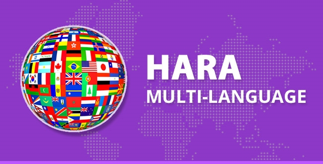 Hara Multilanguage