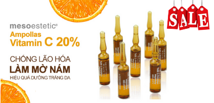 Serum Vitamin C Mesoestetics