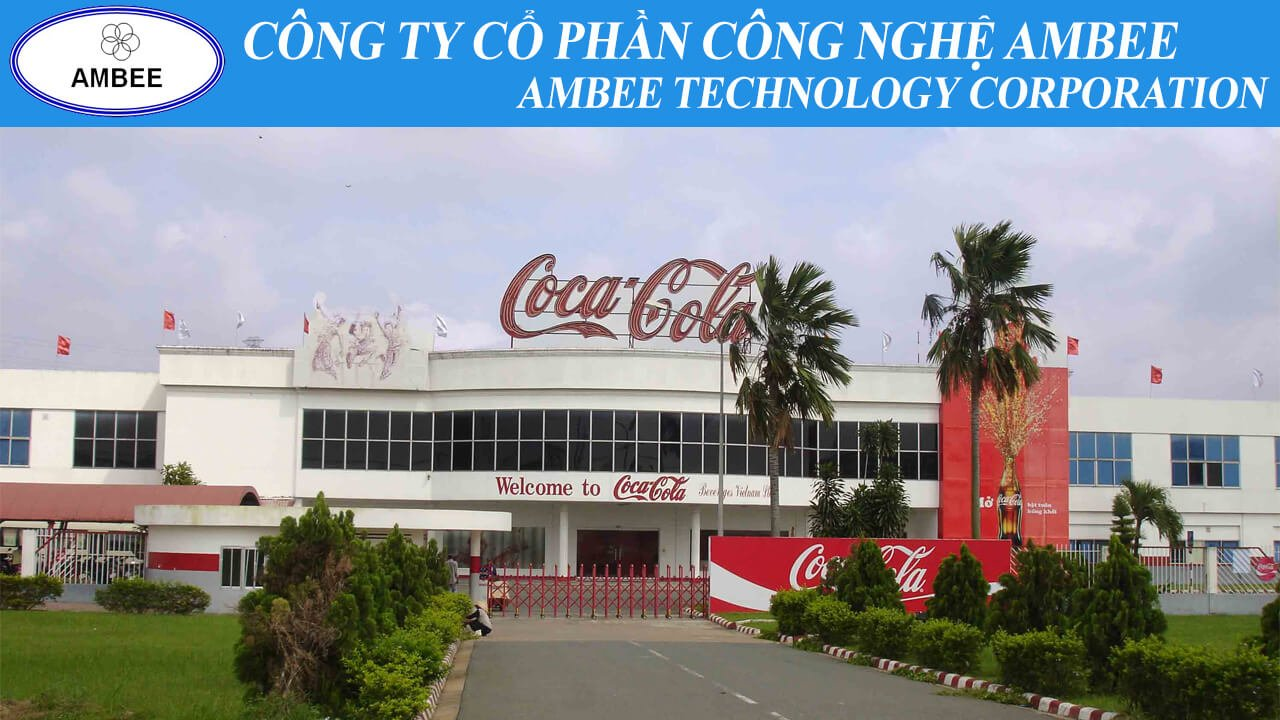 project coca - cola at ho chi minh city
