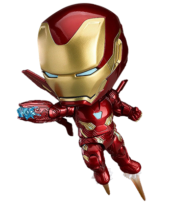 Nendoroid Avengers: Infinity War Iron Man Mark 50 Infinity Edition