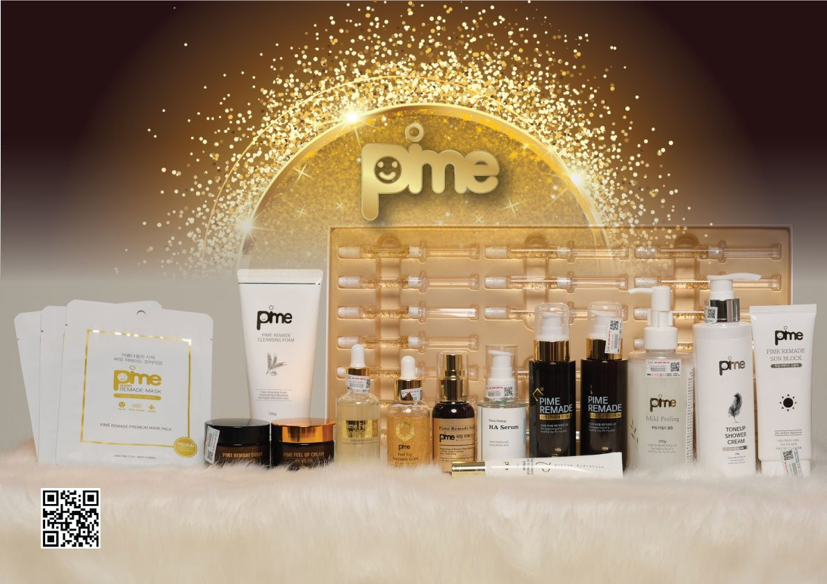 Pime Remade - NATURAL ORGANIC COSMETIC