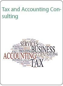 Tax & Accounting Consulting