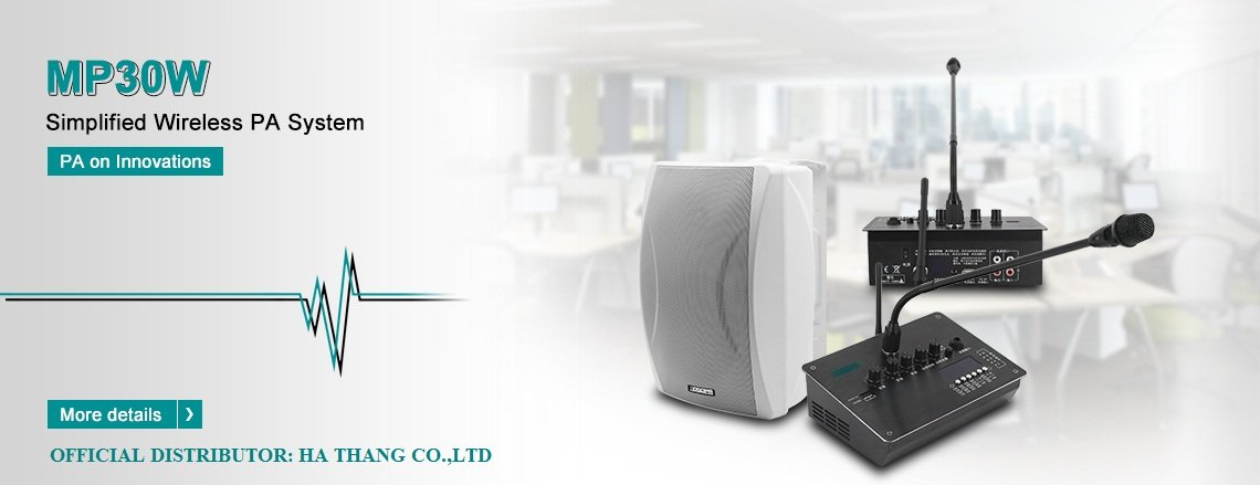 MAG6000 hệ thống IP Network