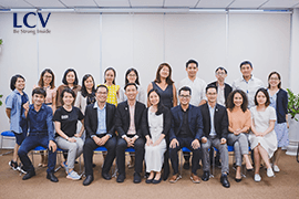 LCV6 Coach Training HCM 2019