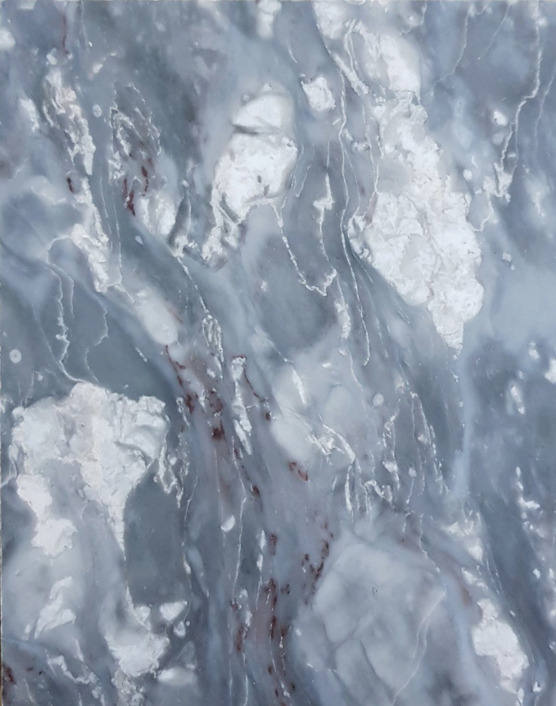 Marble Light Grey Galaxy