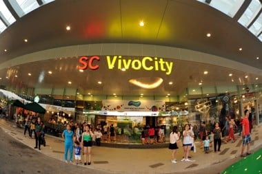 SC Vivo City Mall - quầy 02-09B