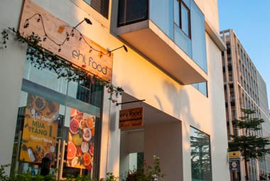 Ehi food's shop
