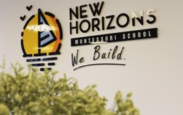 New Horizons Montessori School<br />International education experience