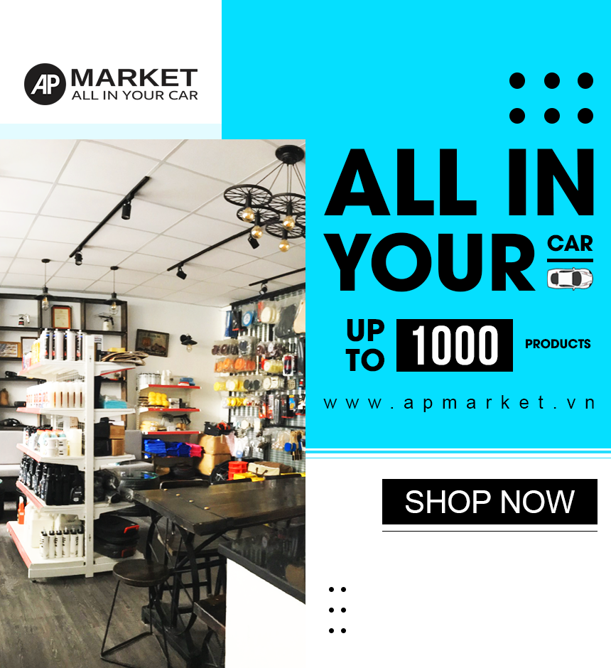 AP Market - All In Your Car