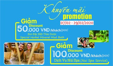 PROMOTION ON 30/04 - 01/05