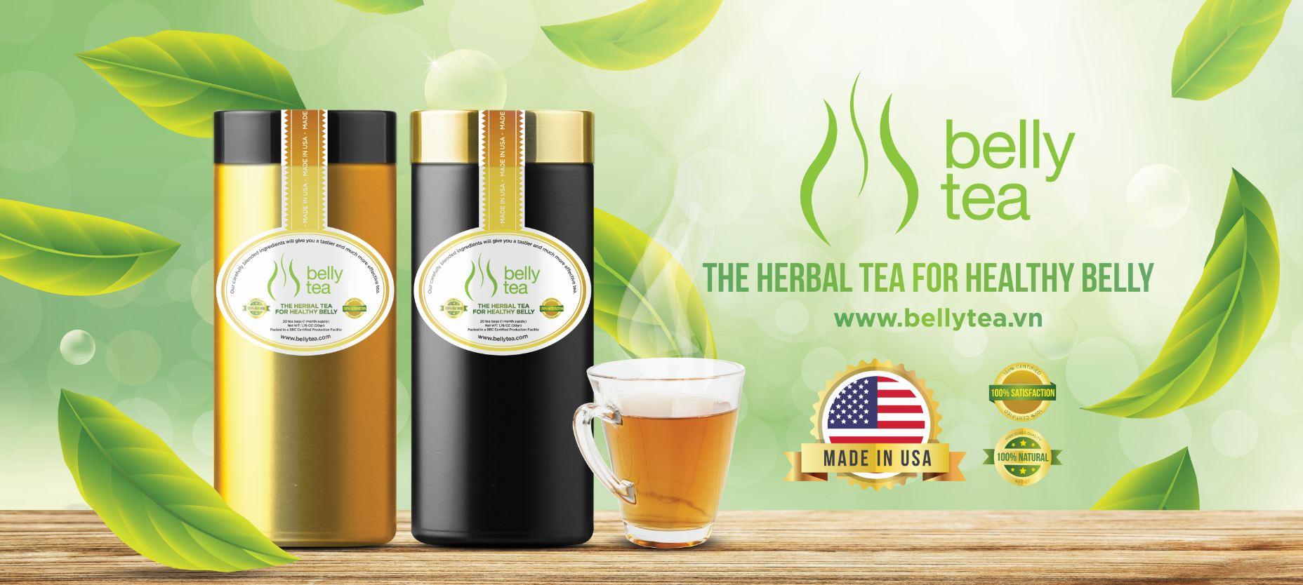 Image result for trà belly tea