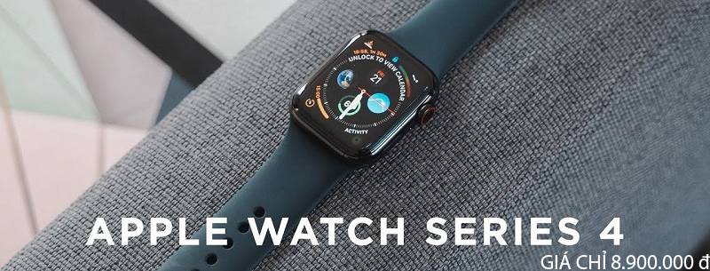 Apple Watch Series 4 40mm GPS (full option)