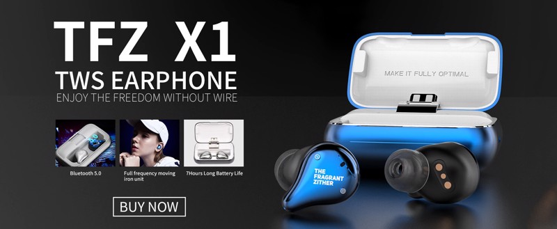 TFZ X1 | Tai nghe true wireless IEM