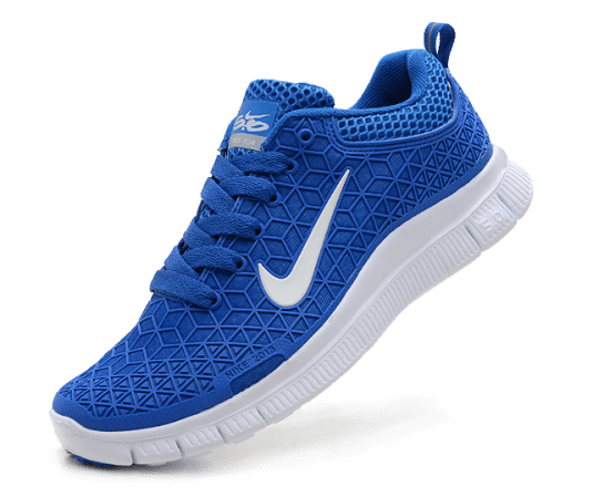 Nike Navy Blue-White New