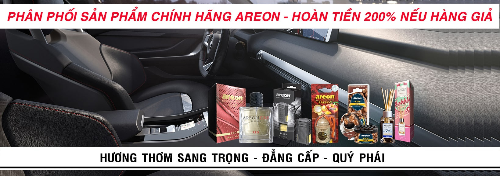 nuoc hoa o to areon dong hanh cung hang xe vinfast