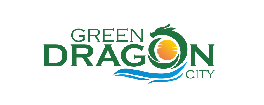 logo Green Dragon City Cẩm Phả