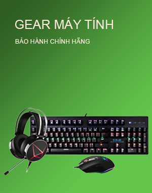 GEARS - KEY/MOUSE/HEADPHONE