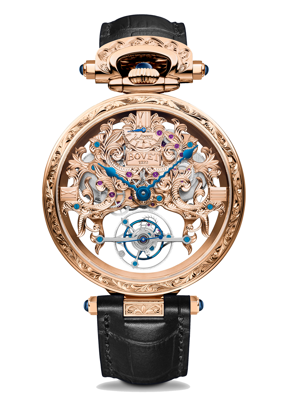 Amadeo® Fleurier Complications