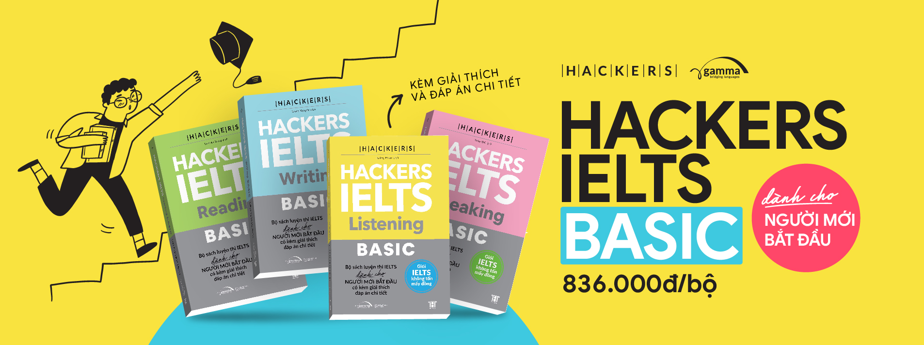 Hackers IELTS Basic