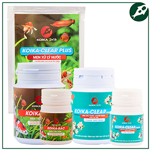 Microbiological powder for aquariums
